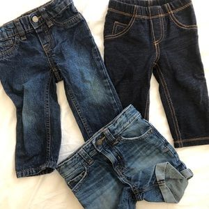 Boys 12 month jeans
